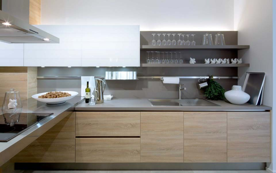 German Modern Fitted Kitchens