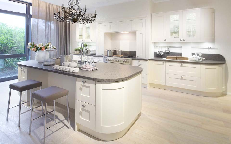German Traditional Fitted Kitchens