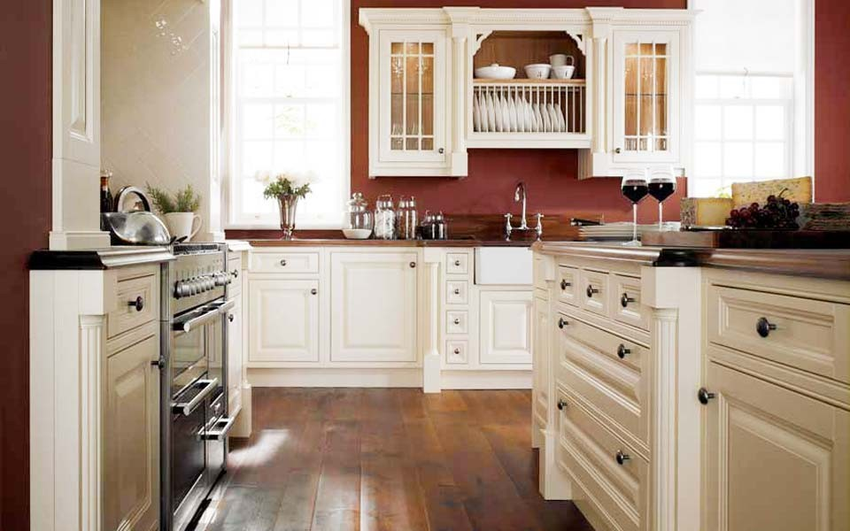 Fitted kitchens wolverhampton bedrooms from room by room for Fitted kitchen designs