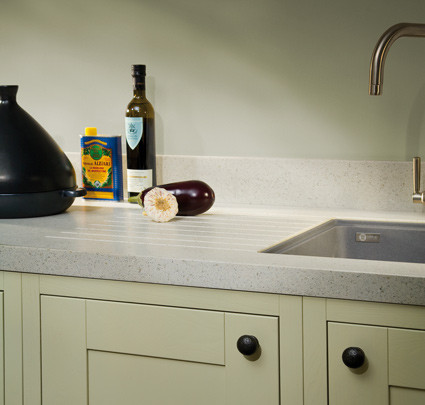 White Encore Worktop