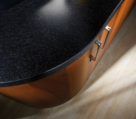 Black Sparkle Encore Worktop