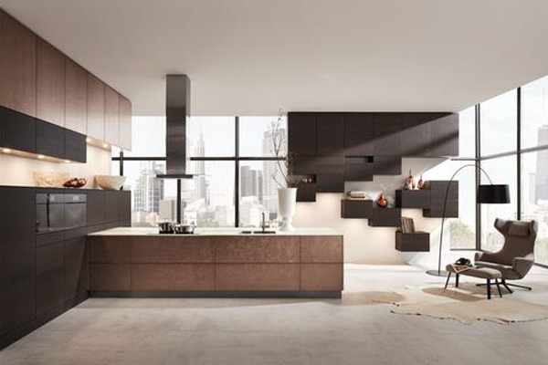 Buy German Made Modern Design Kitchens in Wolverhampton, UK