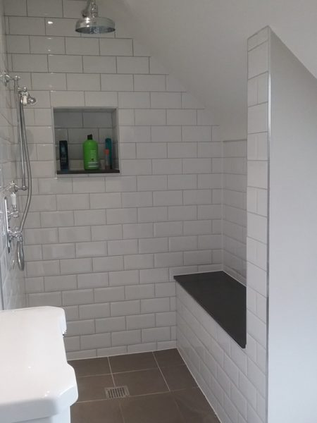 ... Shower Combines Everyday Showering With A Decadent Rainwater Shower  Whilst The Tavistock Low Level Victoria WC Provides A Touch Of Victorian  Elegance In ...
