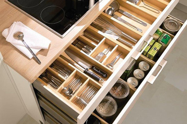 A large Image of innovative storage drawer