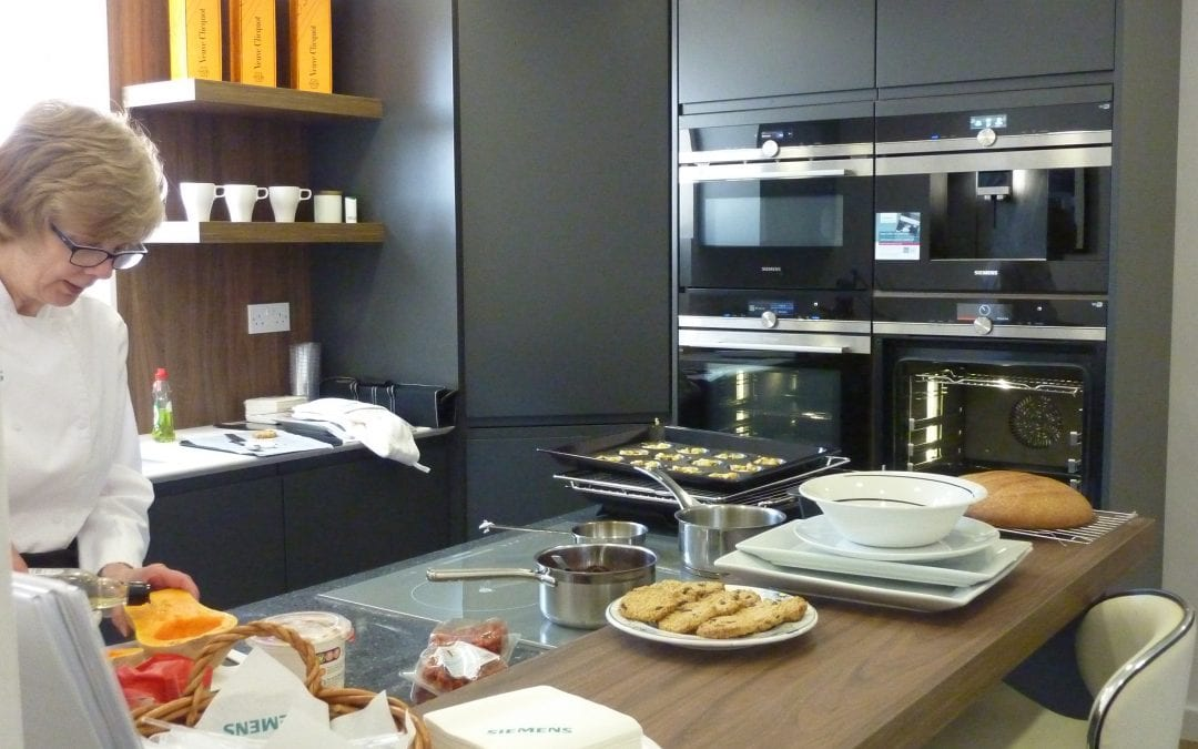 'In-store' Live Cookery Experience – Great Success!