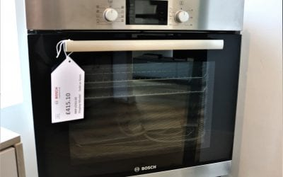 Bosch Built In Oven HBA53R150B £415.10