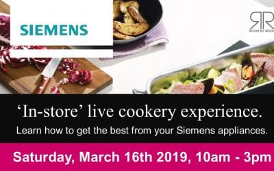 'In-store' Live Cookery Experience