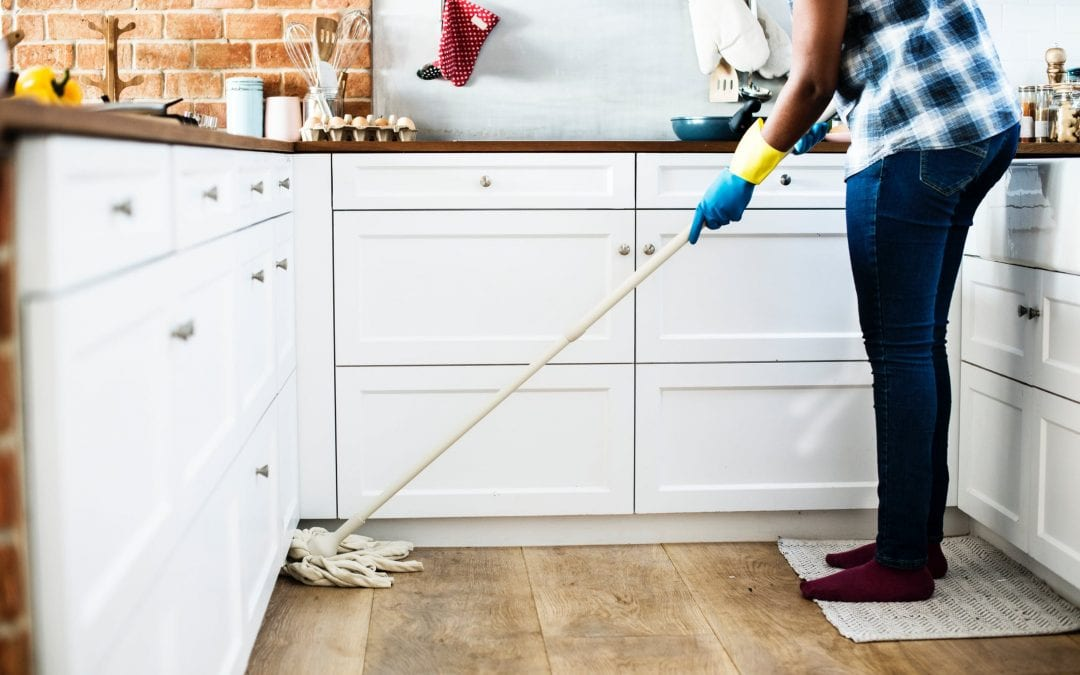 5 Bad Kitchen Cleaning Habits in 2019