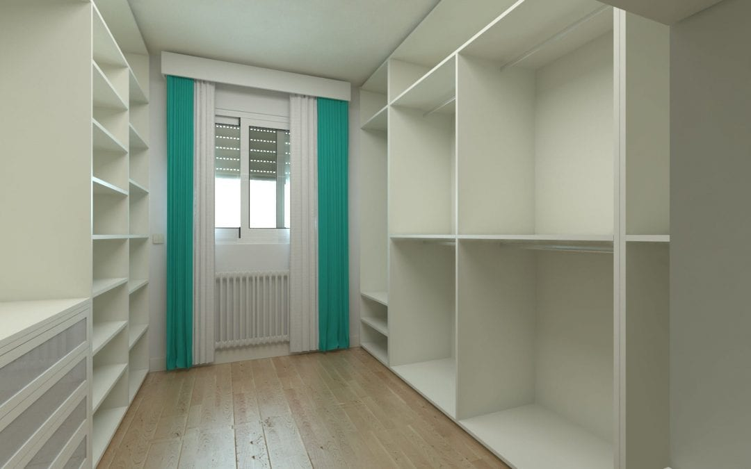 5 Easy Tips To Maximise Your Fitted Wardrobe Space
