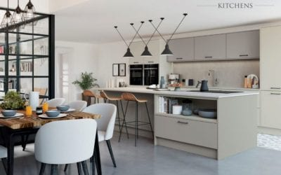 5 Tips for Designing a Stylish All-White Kitchen