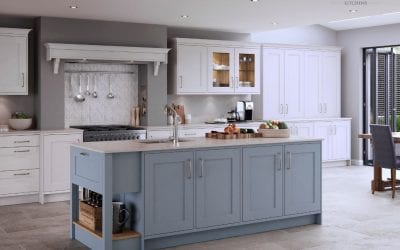 How to Blend Modern with Traditional Kitchen Design