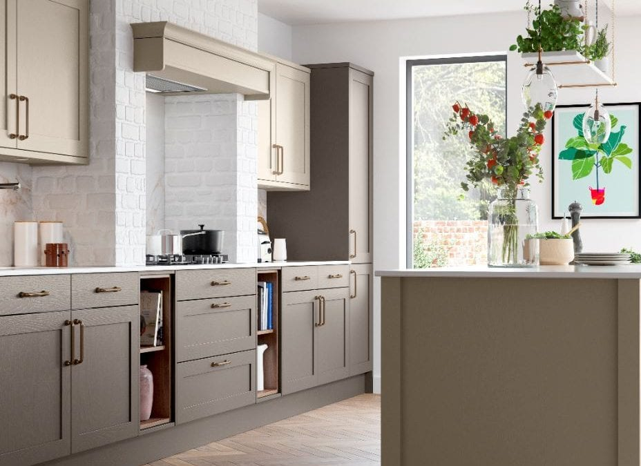 Making The Most Out Of Your Small Kitchen