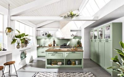 3 Trendy Kitchen Styles
