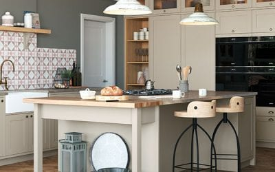 How To Design A Farmhouse Style Kitchen