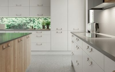 How to Design an L-Shaped Kitchen
