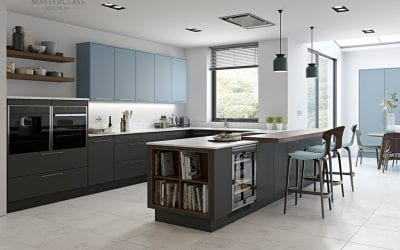 Creating an Office Within Your Kitchen