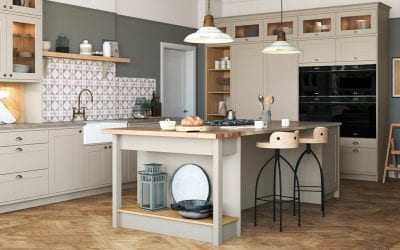 What Is A Transitional Kitchen Design?
