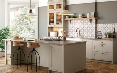 5 Popular Kitchen Tiles