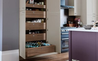 5 Kitchen Storage Ideas for Smaller Kitchens