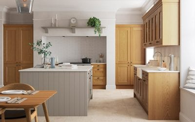 How to Add Wooden Features to Your Kitchen