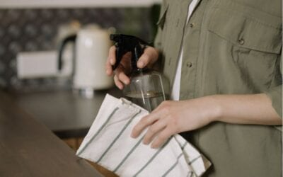 5 Hacks to Help Clean Your Kitchen